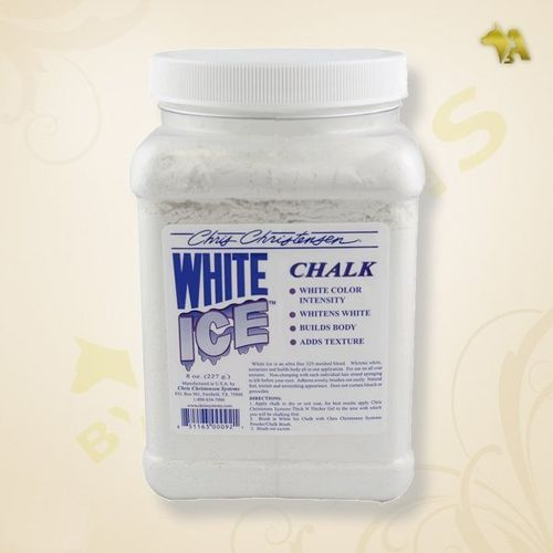 Chris Christensen White Ice Chalk